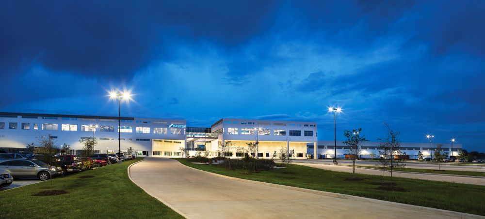Daikin Texas Technology Park